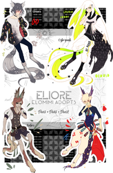Eliore - Elomimi Auction - CLOSED by BeIeth