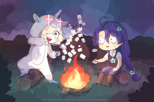EE: Marshmallow Giant by iZince