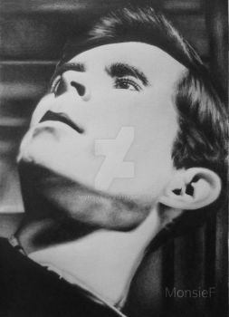 Anthony Perkins - Norman Bates by MonsieF