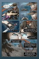 The Last Sheriff Issue 1 Pg10 by RecklessHero