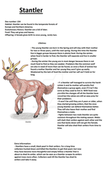 Realistic Pokedex. Entry 234 by wietse110