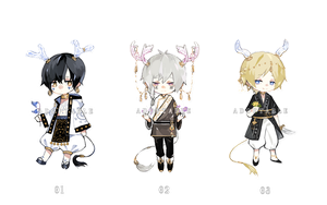 Olenlule Adoptable [CLOSED] by sr1023