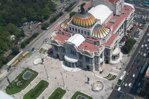 Palacio de Bellas Artes by DominusHatred