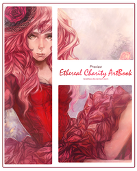 Artbook Preview by teralilac