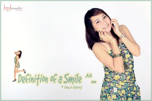 Definition of a Smile by blue3yes182