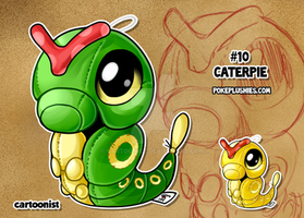#10 Caterpie