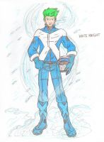 X-Men Gene Game: White Knight by Saphari