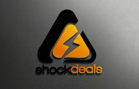 Shock Deals Logo by CodySymes