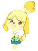 Isabelle by xDarkExorcist