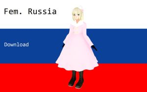 Fem. Russia UPDATED DOWNLOAD by Ringtail14