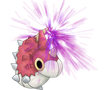 Wurmple used Poison Sting by Macuarrorro