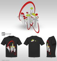 T-Shirt Design 7 by imonedesign