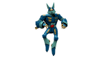 TRANSFORMERS ANIMATED no JETSTORM 3D by KevinTrentin