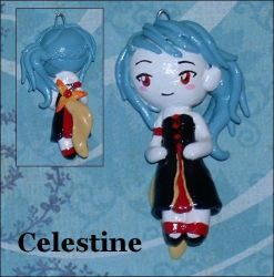 AT - Celestine Charm by Ayotunde