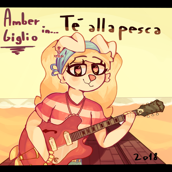 Te' alla Pesca by Ping-Ether