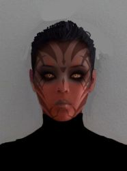 sith make up test by songjong