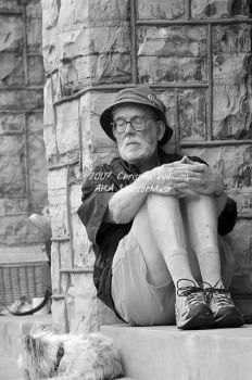 Man and His Friend - June 2007 by iLovePhotographyClub