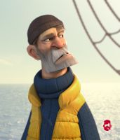 The Skipper by MattThorup
