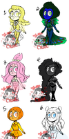 Paypal Pearl Adopts by Ask-MusicPrincess3rd