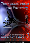 :They Come From The Future - Chapter 1 cover: by Helen-M123