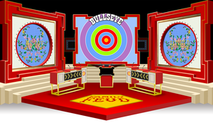 Family Feud Bullseye round by wheelgenius