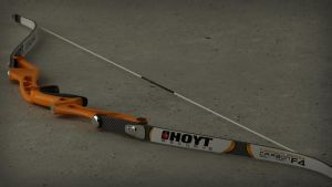 Recurve Bow by Squint911