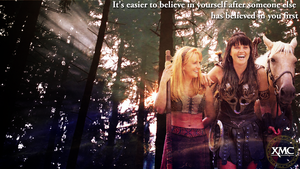 Believe In Yourself - Wallpaper by KarynRH