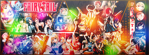 FAIRY TAIL by mickey84tw