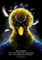 Big Bird by IsaacJLitman