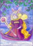 Bunny Fairy Queen by taralse