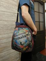 Tomahawk the bag by GalinaCh