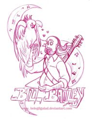 Bill Bailey by Belegilgalad