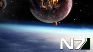 Mass Effect 3 Cataclysm N7 by PakPolaris