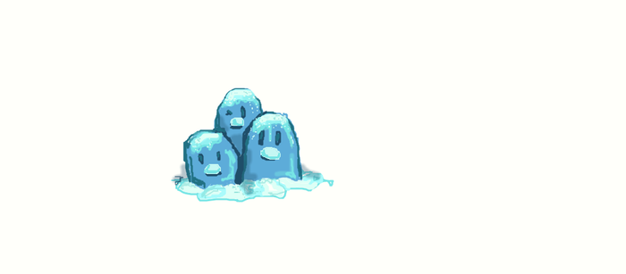 Snowtrio by IKrines