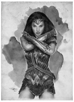 Wonder Woman _ FULL VERSION by tariq12