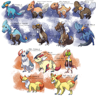 PKMNation: Clutch 4-5 [CLOSED] by WolvesWithoutTeeth
