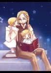 Bed time Story - FMA by jinyjin