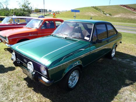 Ford Escort Mk2 1600 Sport by TheRealFordNut