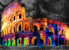 Colosseum by Yankeestyle94