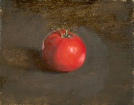 tomato - oil wip by DanyC