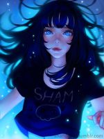 Blue by cosmogirll