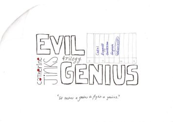 Evil Genius by Saz4eva