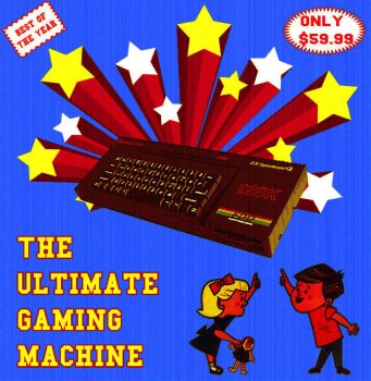 The Ultimate Gaming Machine by l0rd-saur0n