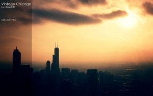 Vintage Chicago by UltimateRT