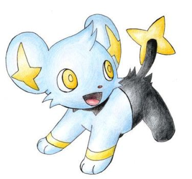 Shinx by ShrubSparrow