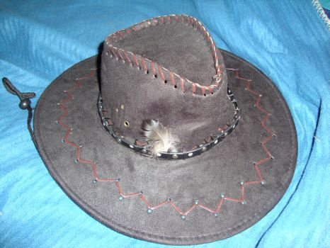 Marston Hat by the-flying-dolphin