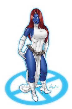 Mystique by Elias-Chatzoudis