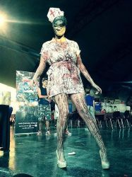 Silent Hill cosplay by xenia1369