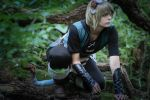 Konoe - look for food by ShadowFox-Cosplay