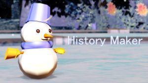 MMD History Maker Motion DL by ZKArti